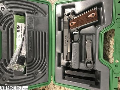For Sale: Remington r1 45acp