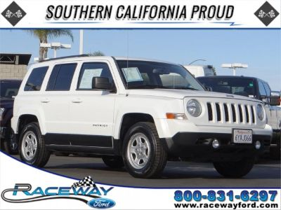 2012 Jeep Patriot Sport (Bright White)