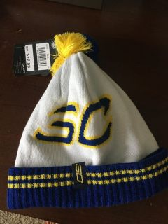 Under armour Steph curry winter hat with tags