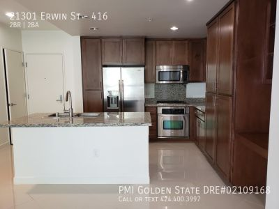 Beautiful 2bed/2bath condo for rent in the Ascent at the Warner Center, Resort style amenities!