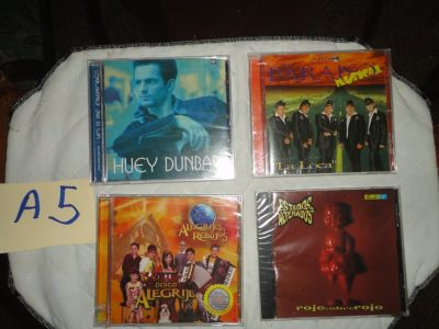 24 Spanish CD's - All New & Sealed - great Christmas presents or Instant music library