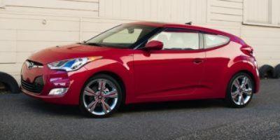 2015 Hyundai Veloster Base (Boston Red Metallic)