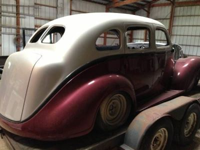 1937 Chrysler Steet Rod