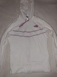 Women s The North Face Zip up hoodie sm