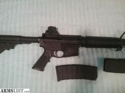 For Sale: Smith & Wesson M&P AR-15 5.56