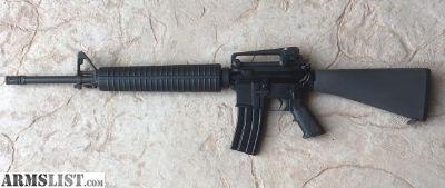 For Sale/Trade: AR 15 223/5.56 NATO