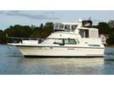 40' Hatteras 40 Motor Yacht 1989