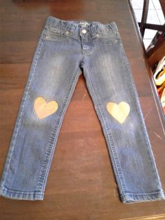 Toddler girls skinny jeans Size 4T