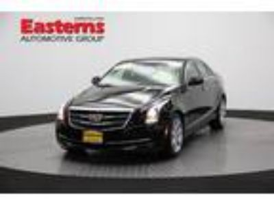 Used 2016 Cadillac ATS Sedan Black Raven, 44.5K miles