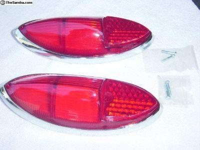 Ghia Lenses Red
