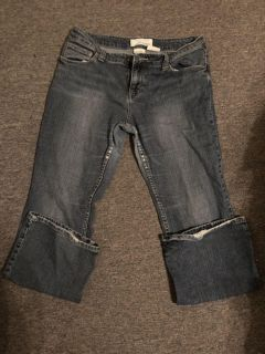 Maurice s 9/10 short jeans
