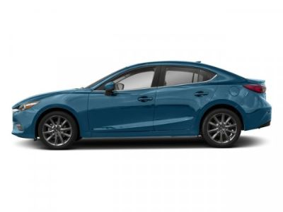 2018 Mazda MAZDA3 4-Door Touring (Eternal Blue Mica)