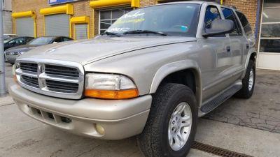 2002 Dodge Durango SLT Plus (Graphite Metallic)