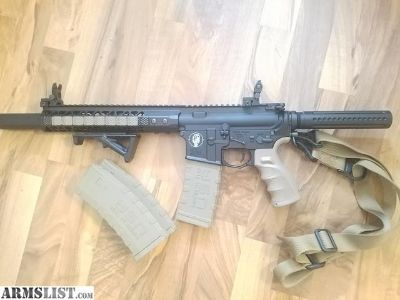 For Sale: Spike Tactical AR-15 pistol unfired 223 556