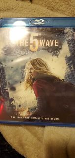 The 5th wave blue ray edition