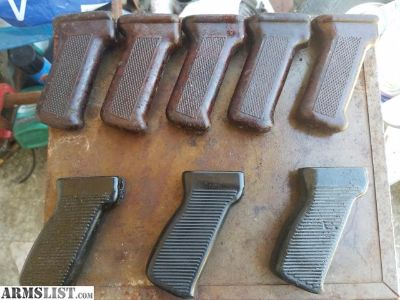 For Sale: 6 Surplus AK grips