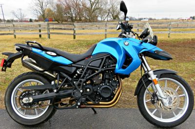 2009 BMW F 650 GS Dual Purpose Motorcycles Marengo, IL
