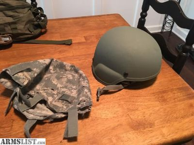For Sale: Kevlar Combat Helmet