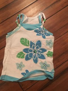 Faded Glory Top Size 4/5