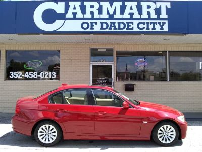 2009 BMW 3-Series 328i (Red)