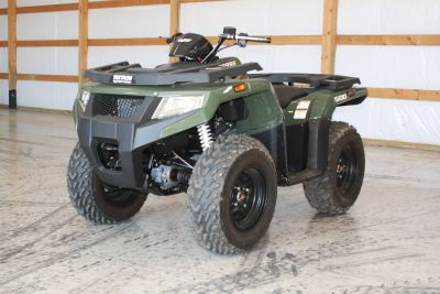 2018 Textron Off Road Alterra 500 Sport-Utility ATVs Campbellsville, KY