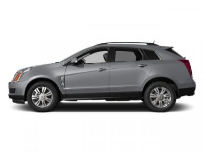 2015 Cadillac SRX Luxury Collection (Radiant Silver Metallic)