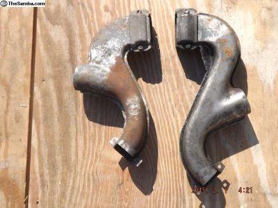 Porsche 914 Heating Air Supply Sheet Metal