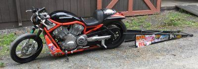 2006 Harley Davidson V-Rod Destroyer