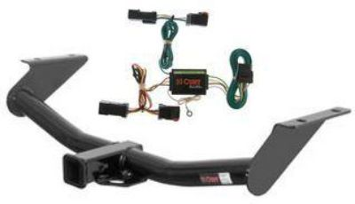 Find Curt Class 3 Trailer Hitch & Wiring for 02-07 Jeep Liberty motorcycle in Greenville, Wisconsin, US, for US $157.62
