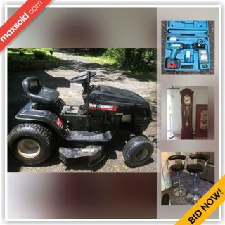Holmes Moving Online Auction - North..