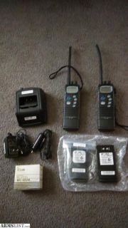 For Sale: VHF marine radios and accessories