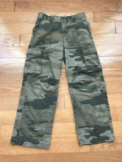 Boy s Camo Pants, Great Condition, Size 10