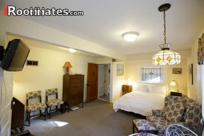 Studio Bedroom In Haight-Ashbury