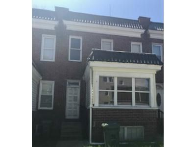 3 Bed 1 Bath Foreclosure Property in Baltimore, MD 21215 - Overview Rd