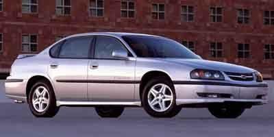 2004 Chevrolet Impala Base (Galaxy Silver Metallic)
