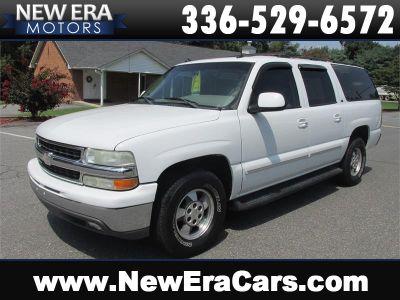 2003 Chevrolet Suburban 1500 (White)
