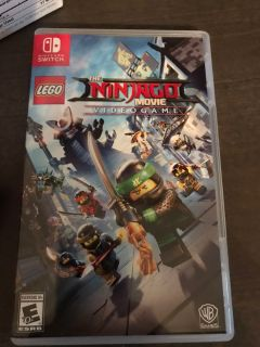 Switch ninjago