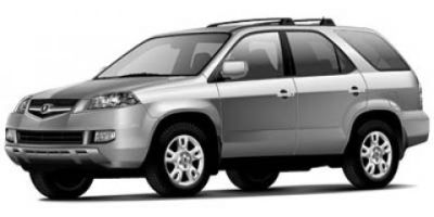 2005 Acura MDX Touring (BLACK)