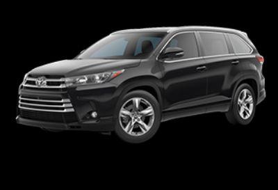 2019 Toyota Highlander Limited (Midnight Black Metallic)