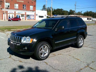 2005 Jeep Grand Cherokee Limited (BLK)