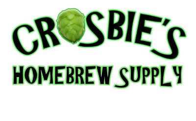 "Crosbie's HomeBrew Supply """" Now OPEN"""""