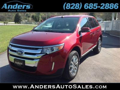 2014 Ford Edge SEL (Ruby Red)