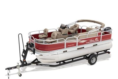 2019 Sun Tracker Bass Buggy 18 DLX Pontoon Boats Appleton, WI