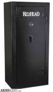 For Sale: RedHead Fire-Resistant 24-Gun Safe