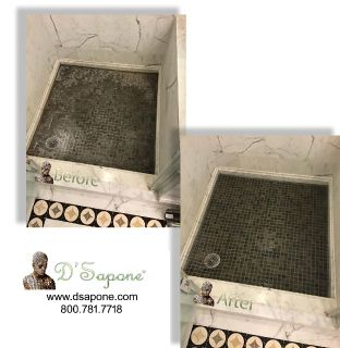 Shower Tile Cleaning Sealing Services