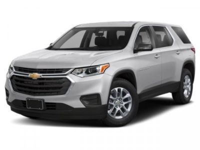 2019 Chevrolet Traverse LS (Satin Steel Metallic)
