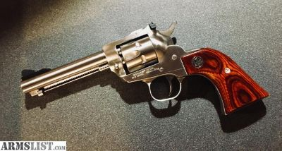 For Trade: Ruger Single Six 22lr/22mag