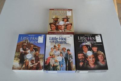 COMPLETE SET OF COLLECTIBLE DVD'S