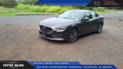 2018 Mazda Mazda6 Signature (Machine Gray Metallic)