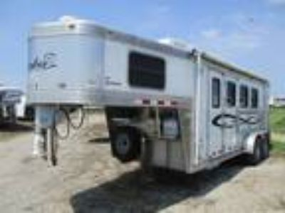 2010 Cherokee Trailers 5' Weekender Three Horse 3 horses